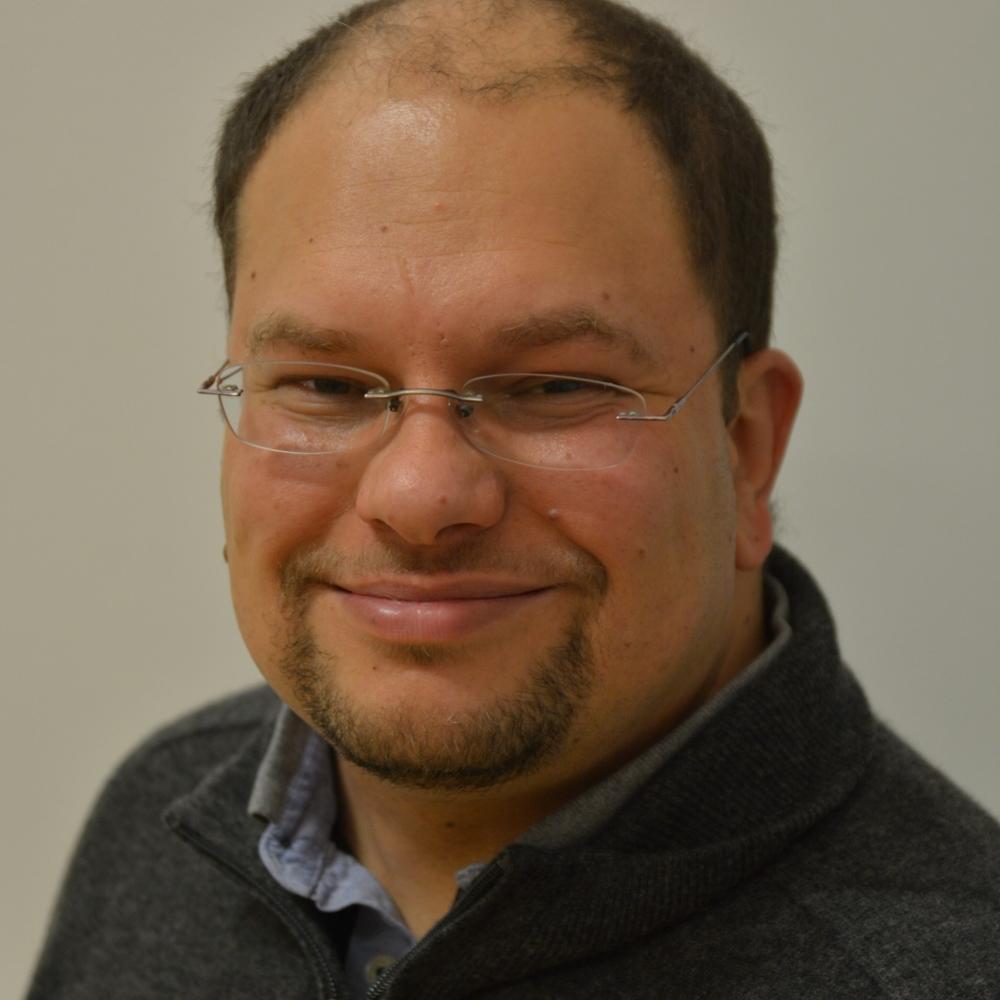 Portrait: Martin Yassen Gemeinderat