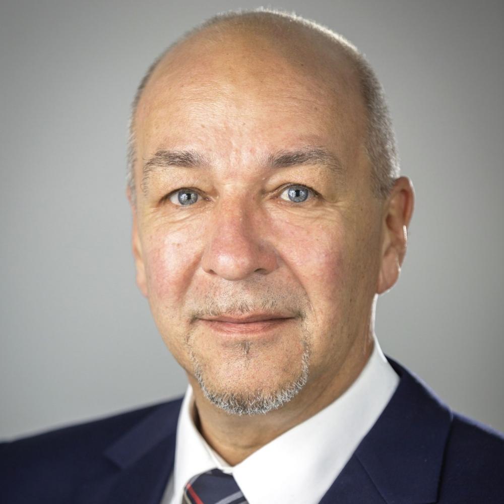 Portrait: Johann Röhrer 1. GF-Vorstand-Stv.