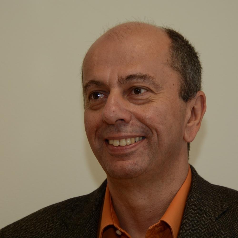 Portrait: Roland Hrdlicka Geschäftsführender Gemeinderat