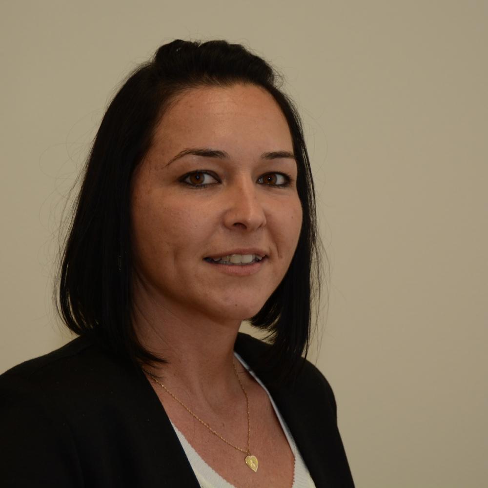 Portrait: Andrea Saco Obfrau der Kinderfreunde