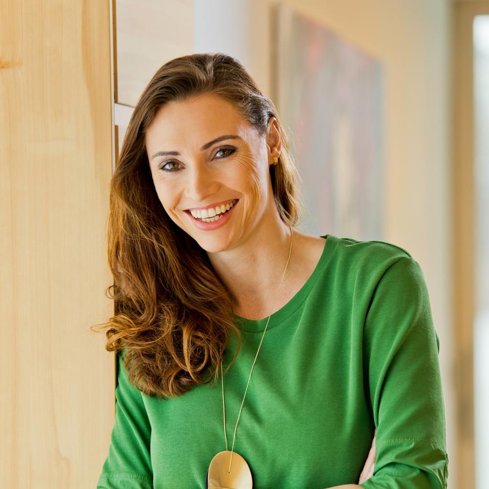Portrait: Veronika Sterba Bildungsgemeinderätin