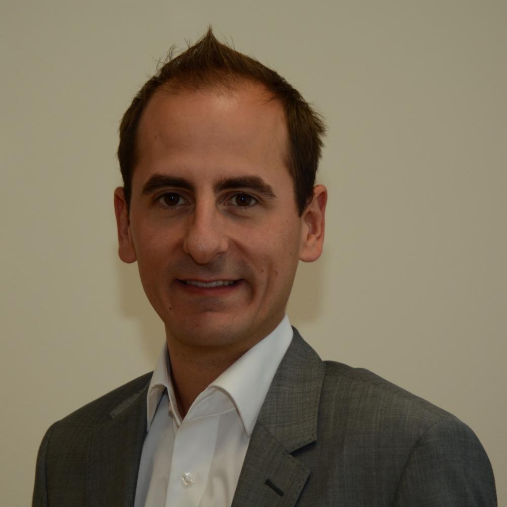 Portrait: Thomas Jechne Vorstand und Bürgermeister