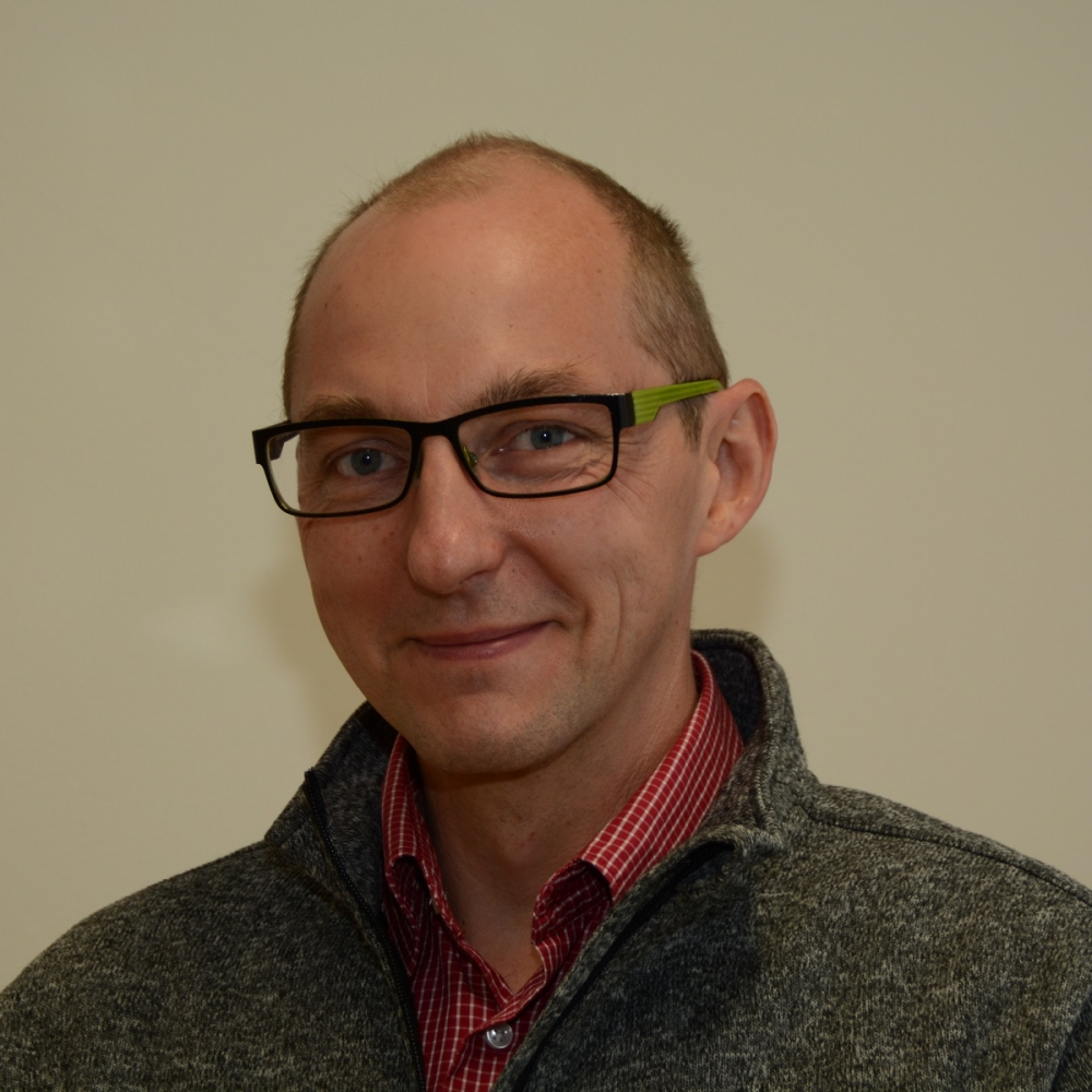 Portrait: Wolfgang Trausinger Kassier Stv.