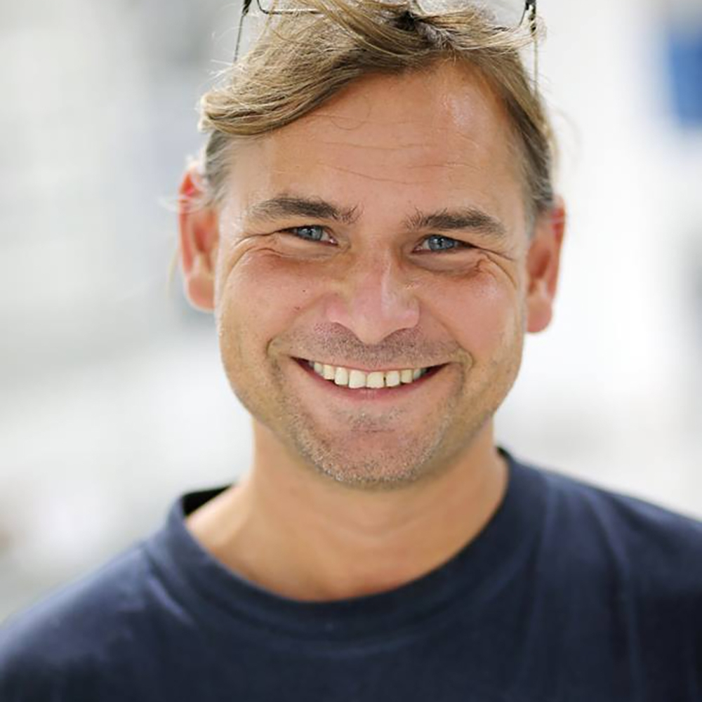 Portrait: Wolfgang Ebenhöh