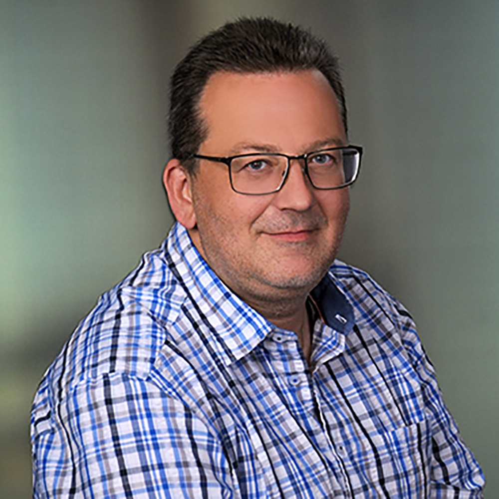 Portrait: Mario Marcik Elektronische Medien